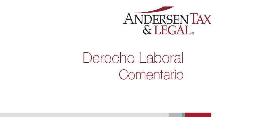 Información a la Representación Legal de los Trabajadores en ...