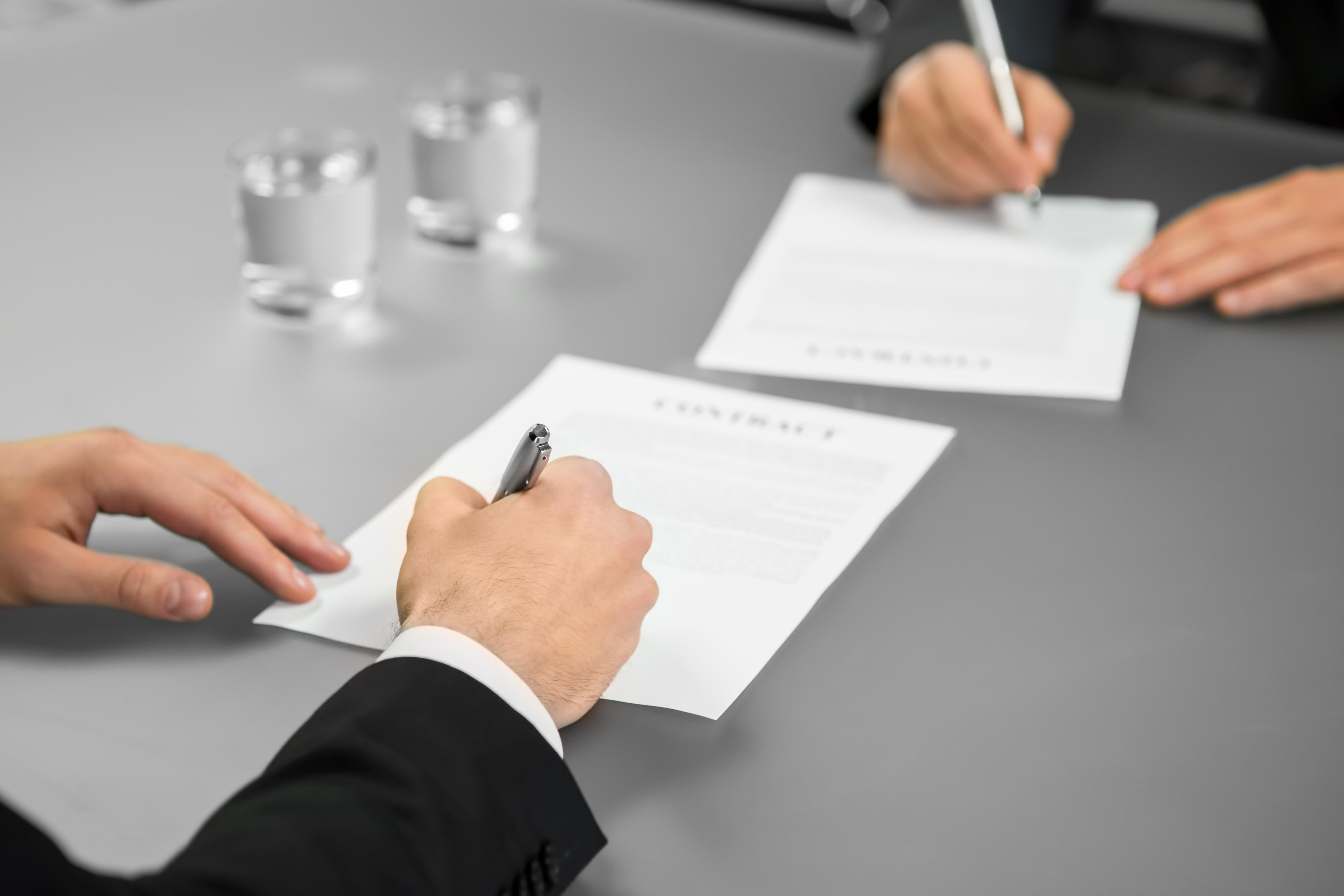 nulidad de los acuerdos novatorios en materia de cl usulas