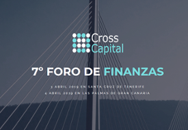 7º Foro de Finanzas, Cross Capital